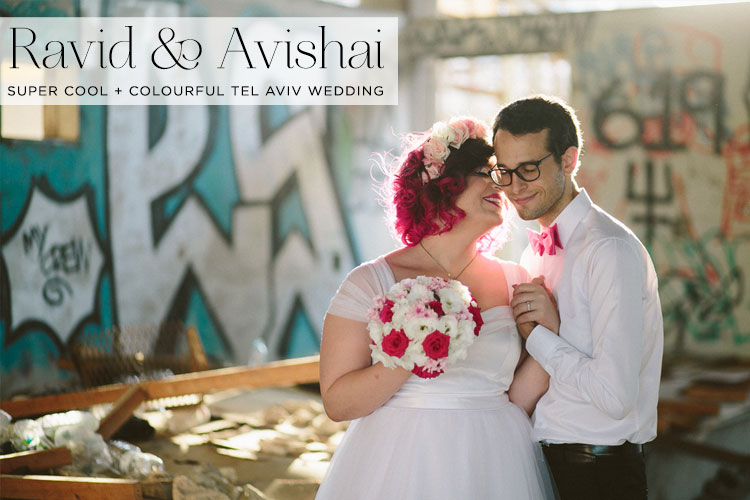 5044ae5d036 A Pink  geeky-fairytale  Jewish wedding at East-TLV