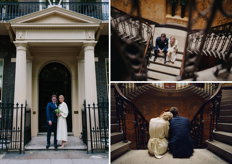 Home House London Wedding