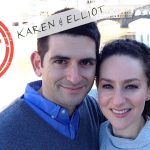 Real Jewish Brides: Introducing Karen + Elliot… how they met to the present day