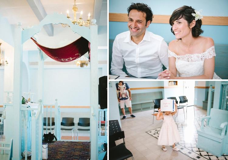 Modern Tel Aviv Wedding