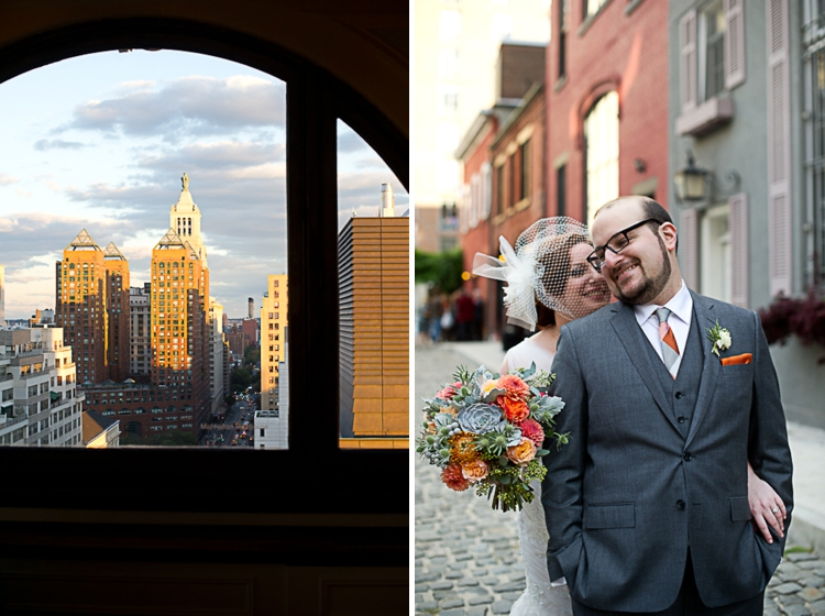 Manhattan Penthouse Wedding New York