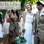 A Sassi Holford bride for a Destination Interfaith Jewish wedding at Les Mas des Oules, Provence, South of France