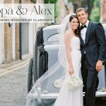 A Suzanne Neville Bride for an uber chic elegant Jewish wedding at New London Synagogue and Claridges, London, UK
