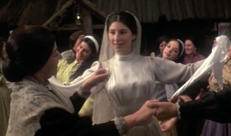 fiddler on the roof wedding dancing