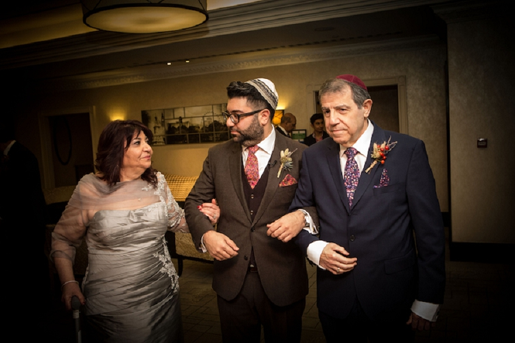 Autumnal Jewish Wedding Intercontinental London_0025
