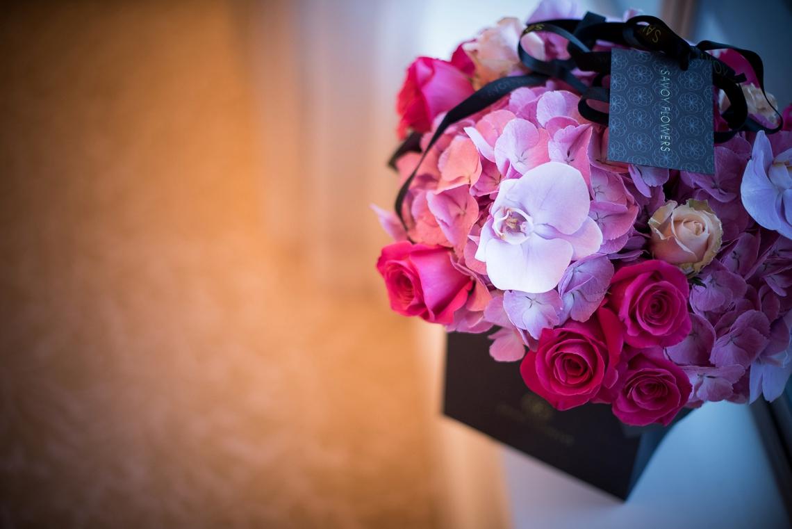 Savoy Flowers