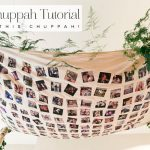 Hand make your own Chuppah {DIY Tutorial}