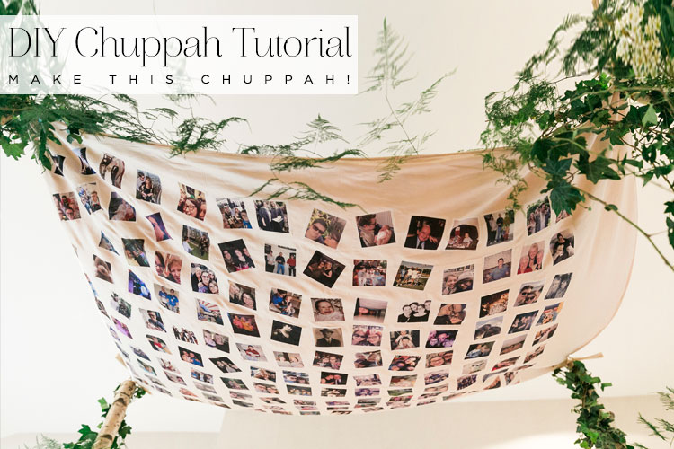 Build-a-chuppah