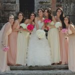 Real Jewish Brides: Always a Bridesmaid, Finally a Bride!