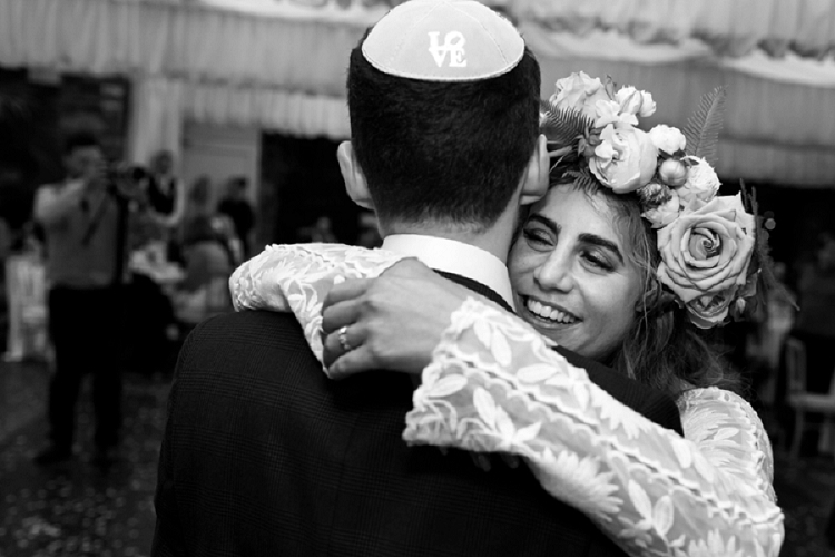 Jewish Wedding Northbrook Park UK_0043