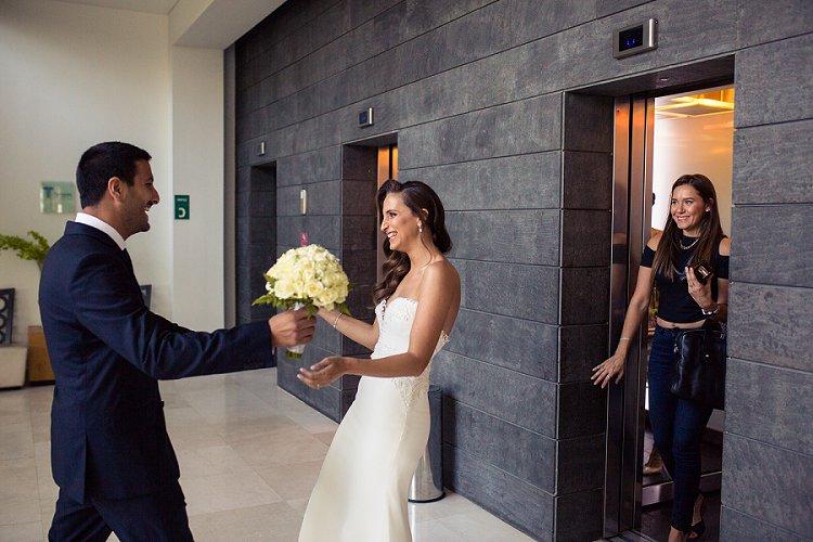 Jewish Wedding at The Q Galil Yam Israel_0012