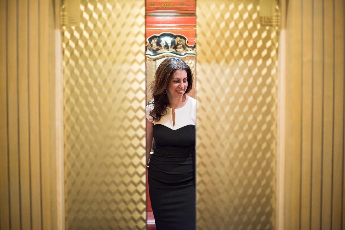 Karen Cinnamon Smashing The Glass Blogger review of Weddings at The Savoy Hotel London