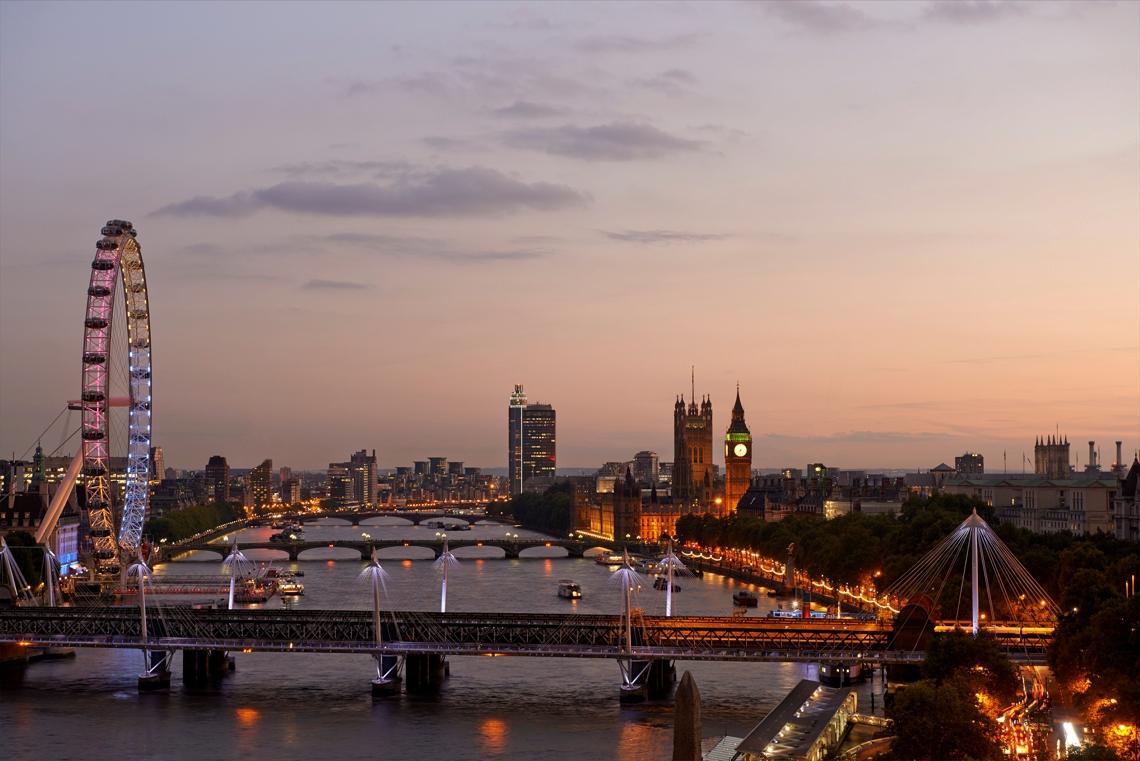 Savoy view London