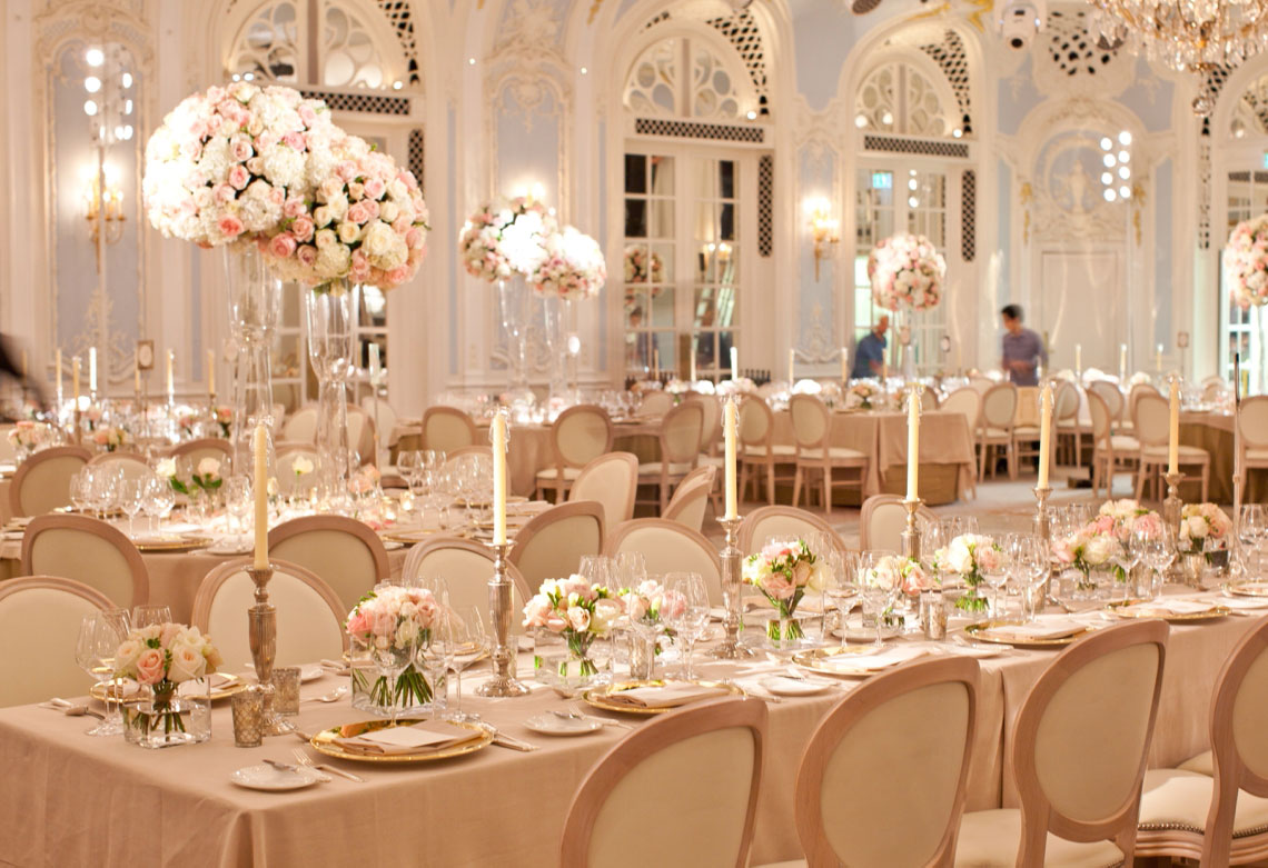 Savoy Hotel London Events
