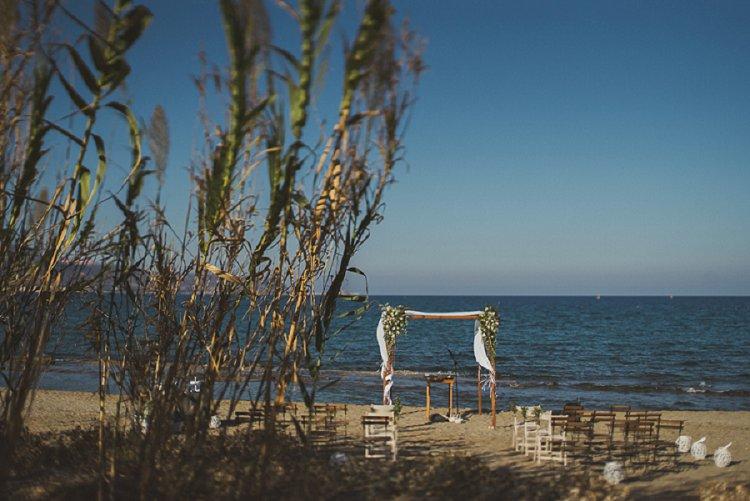 Destination Jewish Greek wedding on the beach in Crete_0002