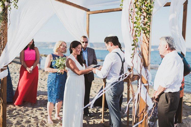 Destination Jewish Greek wedding on the beach in Crete_0012