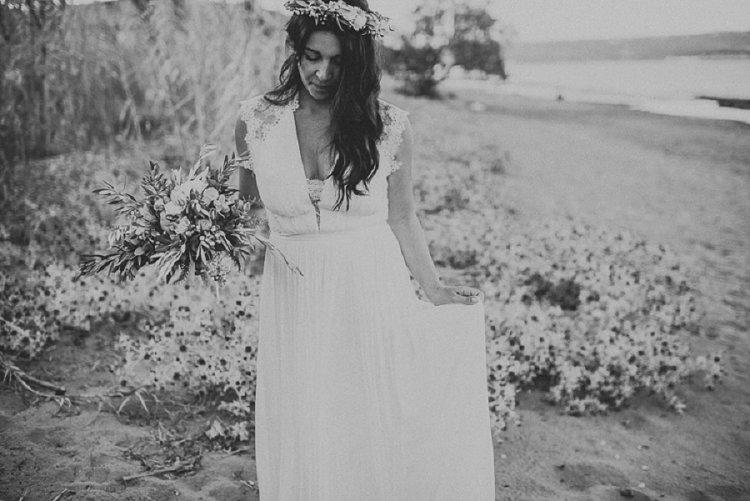 Destination Jewish Greek wedding on the beach in Crete_0022