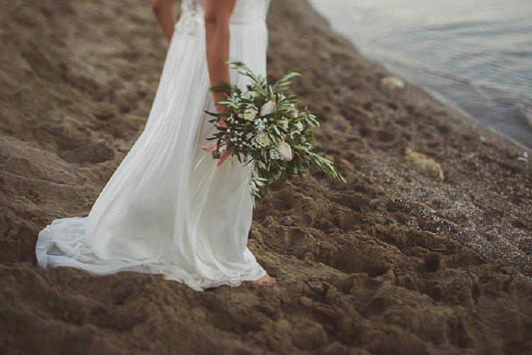 Destination Jewish Greek wedding on the beach in Crete_0024