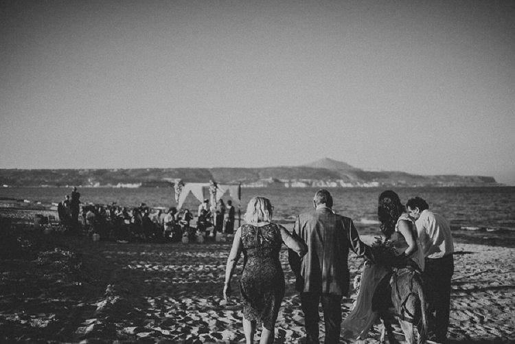 Destination Jewish Greek wedding on the beach in Crete_0032