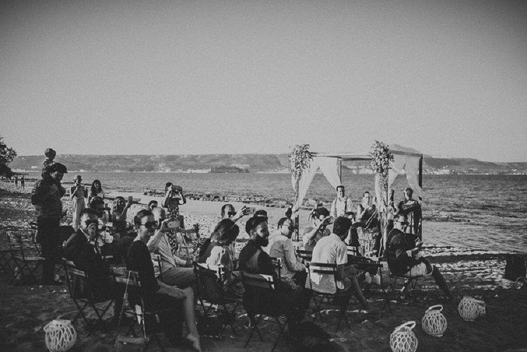 Destination Jewish Greek wedding on the beach in Crete_0033