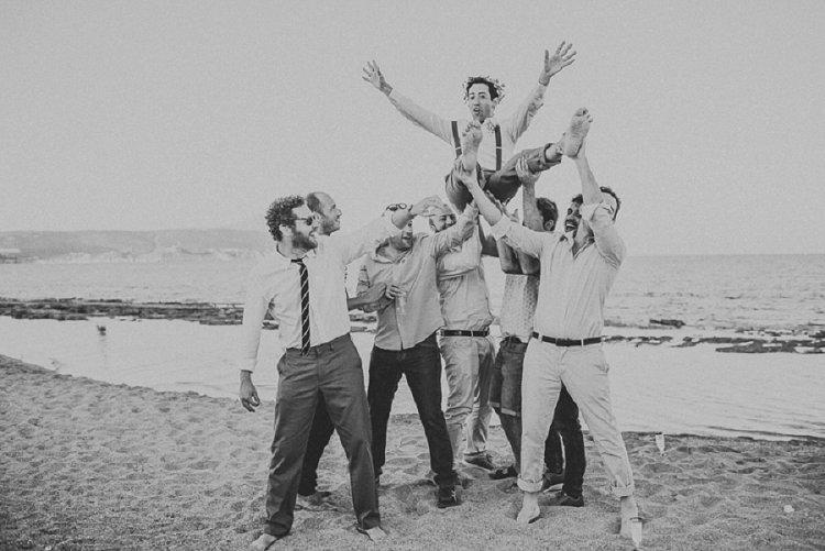 Destination Jewish Greek wedding on the beach in Crete_0036