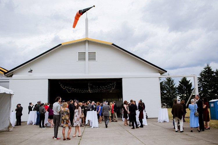 Jewish Wedding Pearson Air Museum Portland Oregon_0012