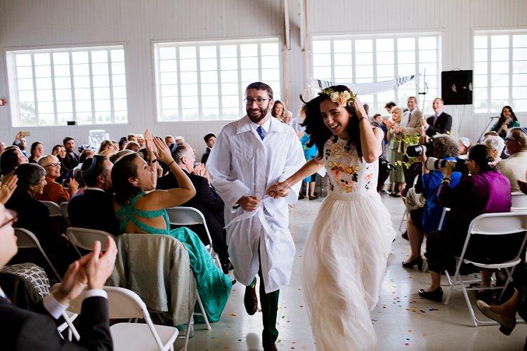 Jewish Wedding Pearson Air Museum Portland Oregon_0043