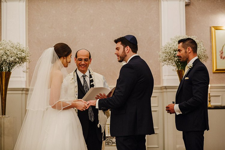 Jewish Wedding St Ermin's Hotel Westminster London UK_0029