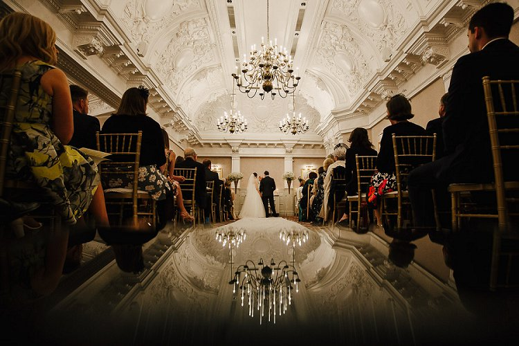Jewish Wedding St Ermin's Hotel Westminster London UK_0040