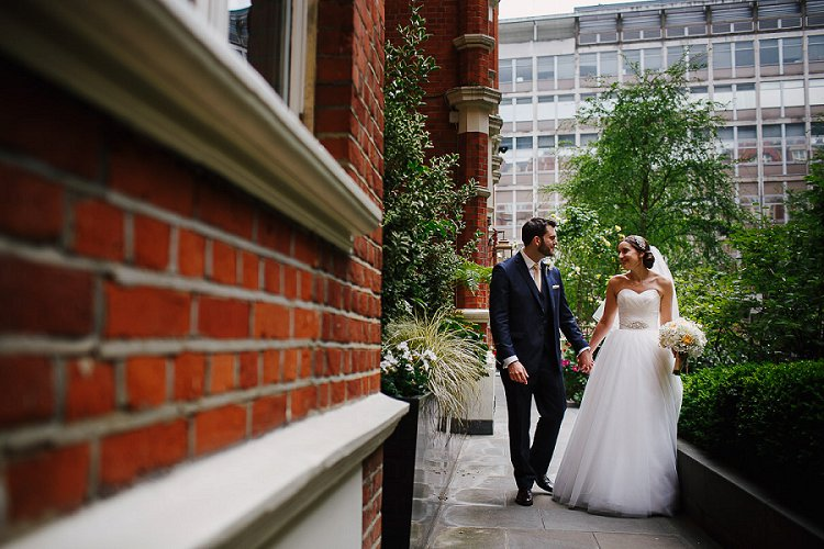 Jewish Wedding St Ermin's Hotel Westminster London UK_0060