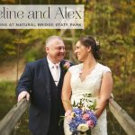 A spiritual Jewish wedding with an epic boat journey at Natural Bridge State Park in Slade, Kentucky, USA