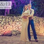 A floral-fabulous, Jerusalem-themed Jewish wedding at Ein Hemed in the Judea Mountains, Israel