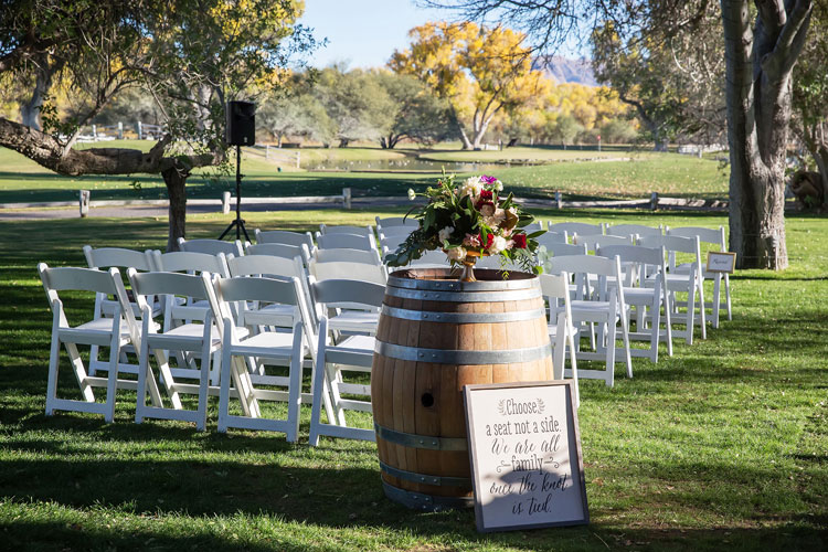 Jewish Wedding Tubac Golf Resort Arizona USA13