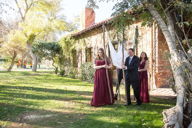 Jewish Wedding Tubac Golf Resort Arizona USA18
