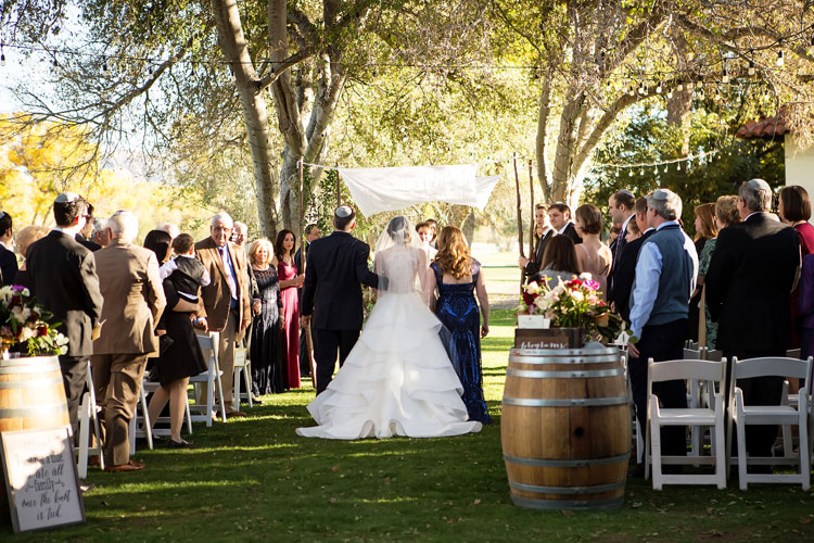 Jewish Wedding Tubac Golf Resort Arizona USA22
