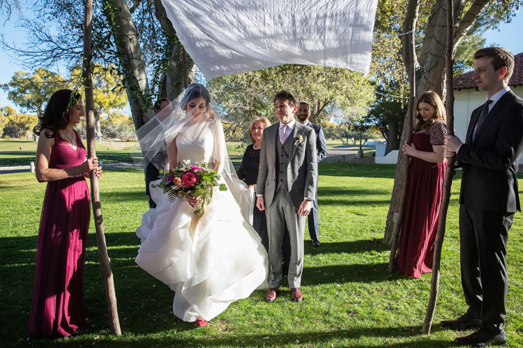 Jewish Wedding Tubac Golf Resort Arizona USA23