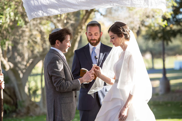 Jewish Wedding Tubac Golf Resort Arizona USA24