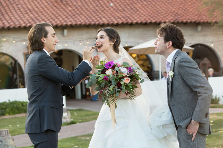 Jewish Wedding Tubac Golf Resort Arizona USA29