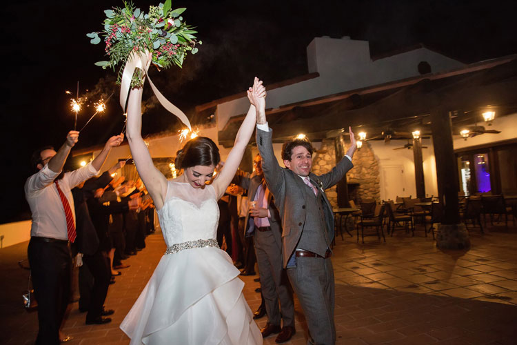 Jewish Wedding Tubac Golf Resort Arizona USA58