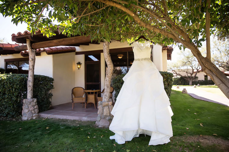 Jewish Wedding Tubac Golf Resort Arizona USA69