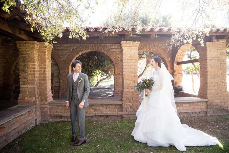 Jewish Wedding Tubac Golf Resort