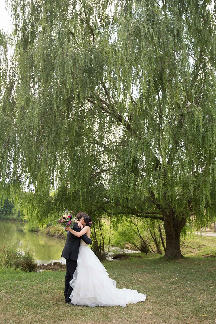 Jewish Wedding Claxton Farm USA 50