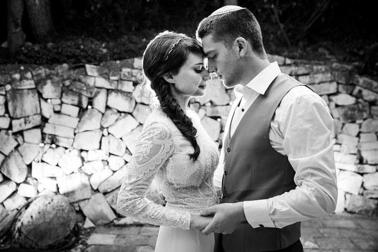 Jewish wedding Ein Hemed Judea Mountains Israel_0002