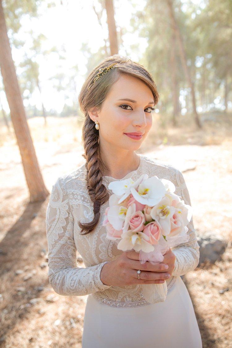 Jewish wedding Ein Hemed Judea Mountains Israel_0010