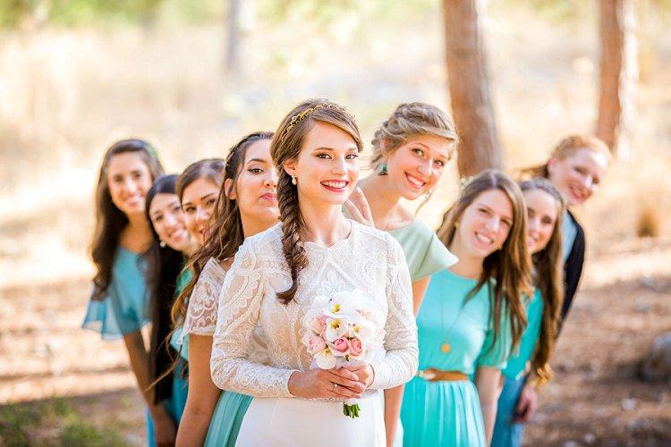 Jewish wedding Ein Hemed Judea Mountains Israel_0014