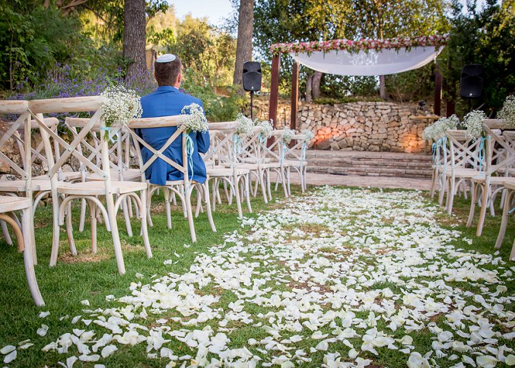 Jewish wedding Ein Hemed Judea Mountains Israel_0019