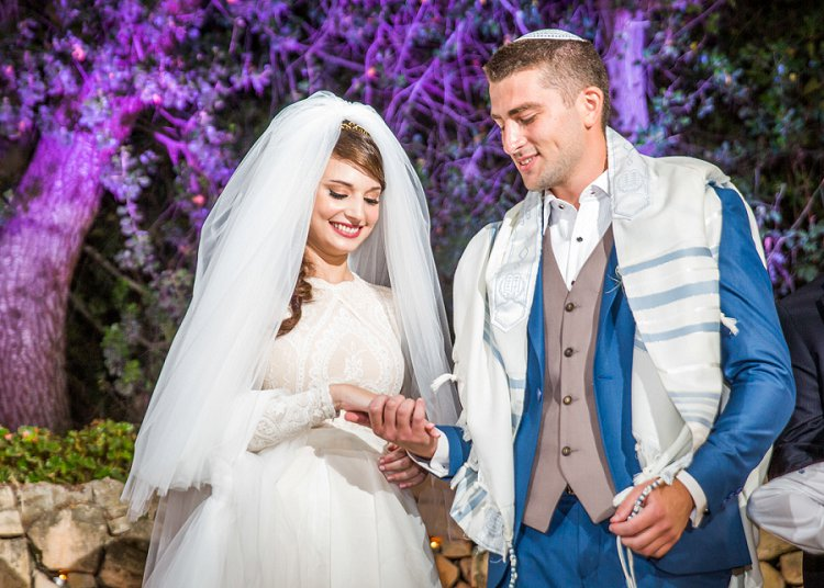 Jewish wedding Ein Hemed Judea Mountains Israel_0034