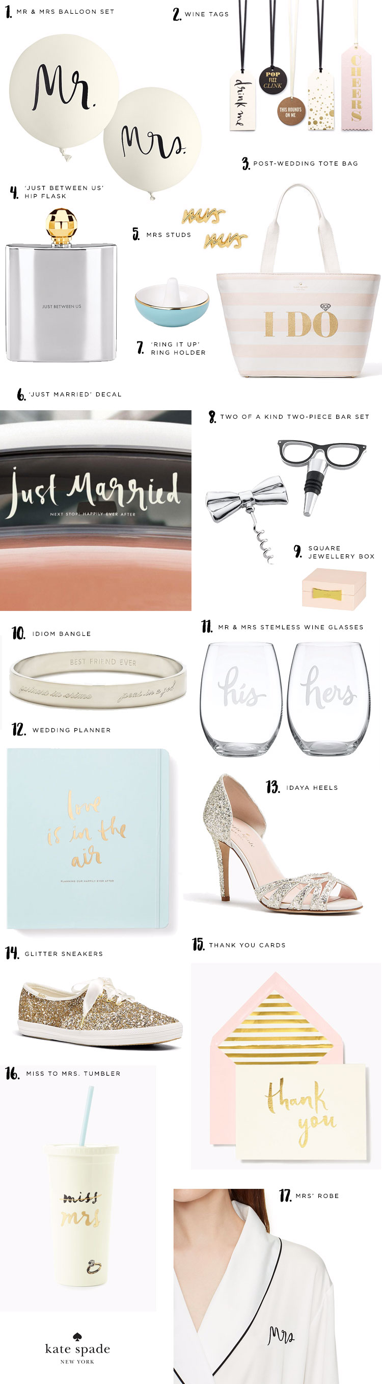 Kate-Spade-Bridal-Wedding