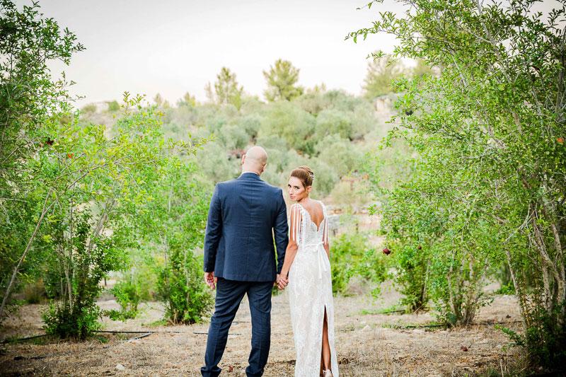 30_Jewish Wedding Tsel Hadumim Ben Shemen forest Israel
