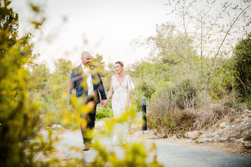 33_Jewish Wedding Tsel Hadumim Ben Shemen forest Israel